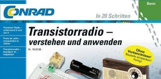 Conrad Basic Transistorradio Leerpakket 10090