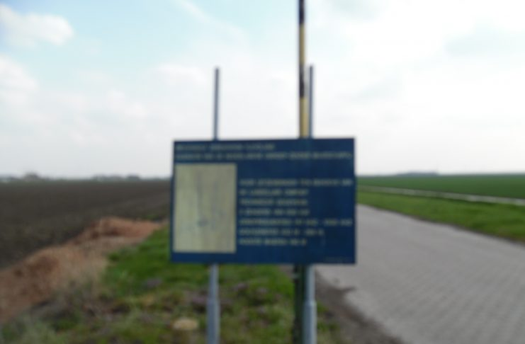 Middengolf station Flevoland